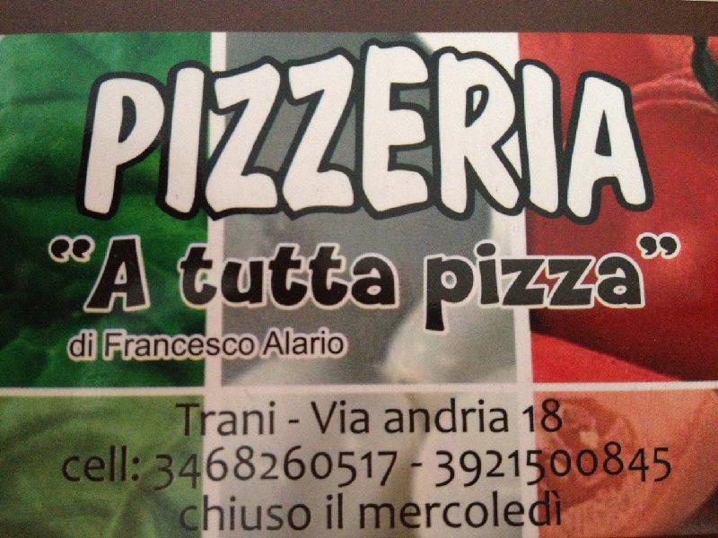 Pizzeria A Tutta Pizza
